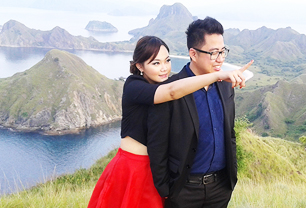 Komodo Prewedding Package