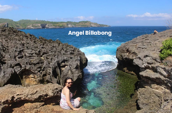 Angel Billabong Nusa Penida
