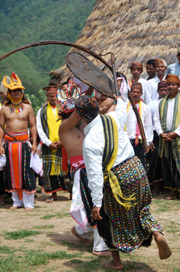 Caci Dance - Manggarai Culture