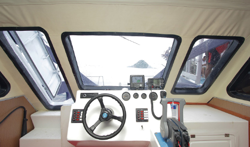 Komodo Speed Boat
